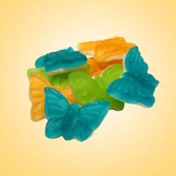 Ovocné želé motýlci